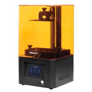 Image 5 - Imprimante 3D de créalité LD 002R résine UV imprimante 3D LCD boule de photopolymérisation Rails linéaires système de Filtration dair impression hors ligne