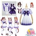 Umamusume: Pretty Derby Cosplay Costume Silence Suzuka Derss Special Week Uniform Tokai Teio Anime Twinkle Series Halloween