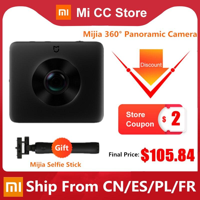 Ultimate SaleXiaomi Panoramic-Camera Video-Recording Wifi 360 Bluetooth Mini Rating In-Stock IP67