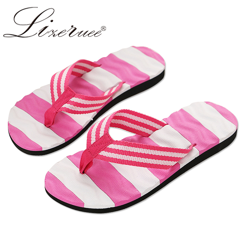 Lizeruee Women Flip Flops Platform Sandals Summer Shoes Woman Beach Flip Flops For Women's Fashion Casual Ladies Shoes Wholesale