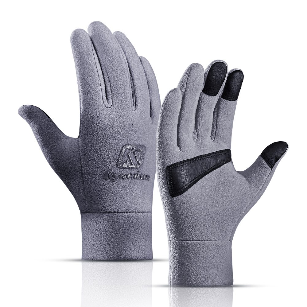 Winter Mittens Touched Screen Gloves Waterproof Men Women Warm Windproof Bicycle Anti Slip Mittens Ski Cycling Gloves