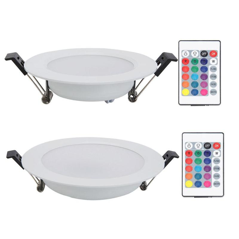 <font><b>5W</b></font>/10W 85-265V RGB Warm White Cold White <font><b>LED</b></font> Downlight Indoor <font><b>Spot</b></font> Lighting image