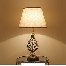 Китайский Настольный светильник Хрустальный фонарь для спальни