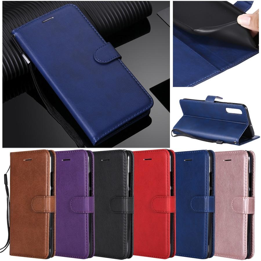 a30 case etui for funda Samsung Galaxy A30 A 30 SM-A305F A305F A305 Cover Leather capa on for Galaxy A20 A40 a40 case flip shell