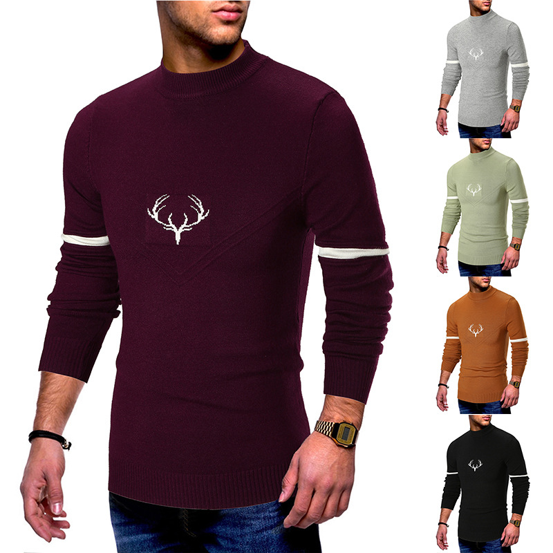 Men's Sweaters, Autumn And Winter Clothing, Men's Tops, Sweatermen, Warm Winter Clothes Men's, Men's Clothing, Sweater