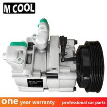 for Air Conditioner Compressor For Hyundai Tucson ix35 2.0 2012 2013 Car New A/C AC Compressor With Pulley 977012E100 for volvo car 7h15 air conditioner compressor pump with pulley 11104419 11412632 15082742