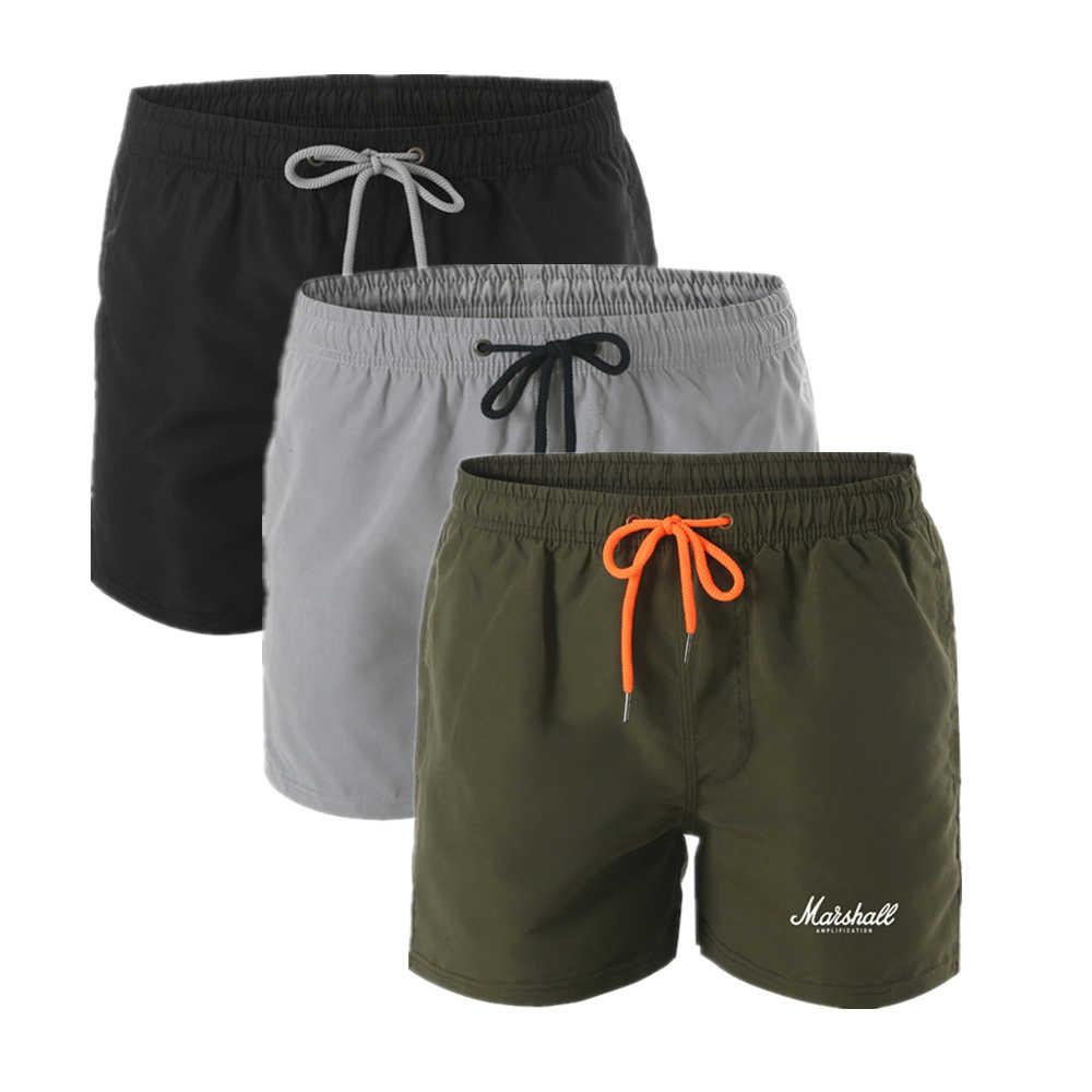 Nieuwe Merk Mannen Zwemmen Shorts Badmode Zwembroek Heren Strand Shorts Heren Zwemmen Korte Badpakken Mens Running Sport Surffing shorts
