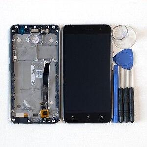 "Image 4 - 5.2"" Original M&Sen Asus Zenfone 3 ZE520KL ZA520KL LCD Screen Display+Touch Panel Digitizer Frame Z017DB Z017D Z017DA"