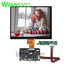 8 дюймов 1024*768 ЖК-дисплей Экран для Raspberry Pi 3B 2 1 40 контакты Lvds планшет HJ080IA-01E с драйвер платы аудио (5V 1.5-2A)