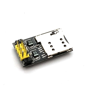Image 4 - SIM800L GPRS GSM módulo tarjeta MicroSIM Core Board Quad Band TTL puerto serie para ESP8266 ESP32
