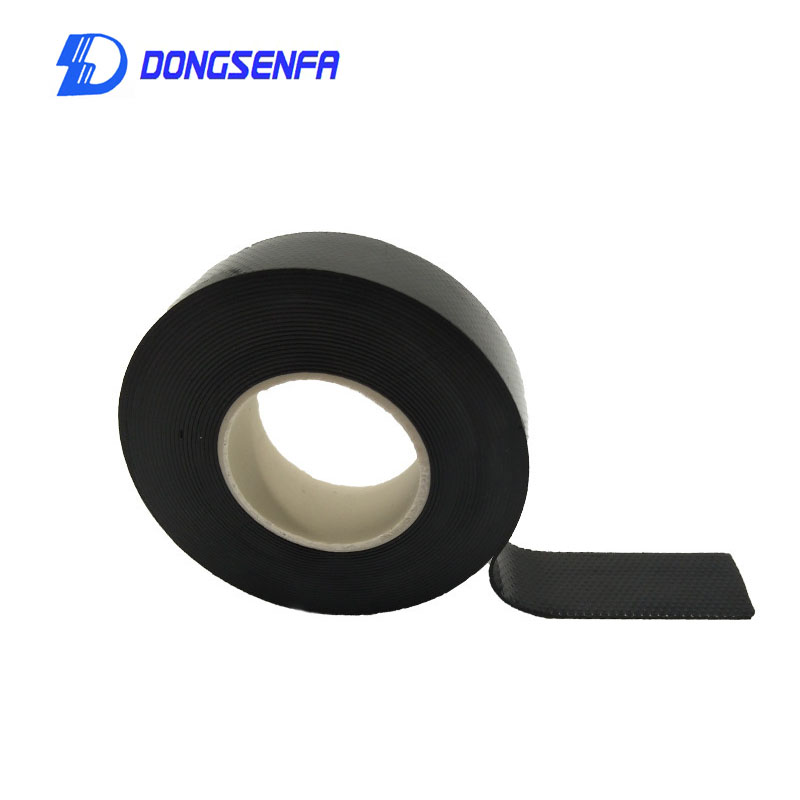 22mm*5m High Voltage Insulating Rubber Tape Self Fusing Electrical Tape Waterproof Seal Electrical Self-adhesive Tape