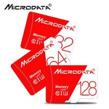 Thông Qua H2testw Thẻ Nhớ Tốc Độ Cao 256GB 128GB 64GB 32GB Class10 UHS 1 Đèn Flash thẻ Nhớ Microsd/TF/SD