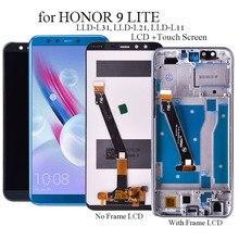 Màn Hình Cho Honor 9 Lite LLD L31/L21/AL00 Màn Hình LCD Hiển Thị Màn Hình Cảm Ứng Thay Thế Cho Danh Dự 9 Thanh Niên Màn Hình Hiển Thị thử Nghiệm Màn Hình Lcd