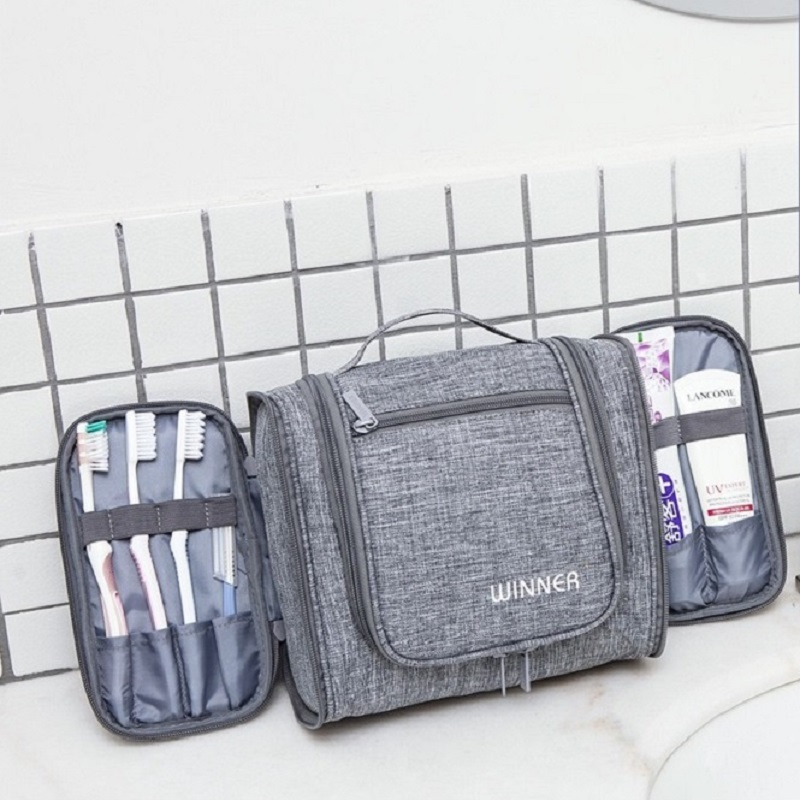 Multicolour Hanging Cosmetic Bag Waterproof Men Shaving Makeup Organizer Women Makeup Wash Necessarie Toiletry Toilet Bag