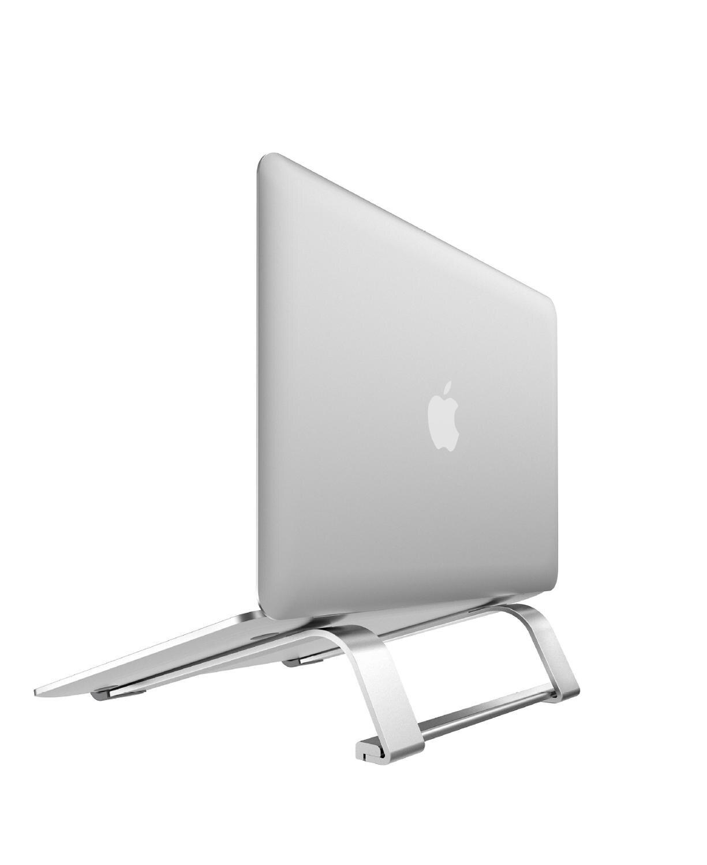 Soporte ajustable para ordenador portátil adecuado para 11-17 pulgadas soporte de aleación de aluminio para tableta pc Ipad pro 2018 / 2020