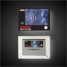 Saat kulesi EUR sürümü aksiyon oyun kartı perakende kutusu ile