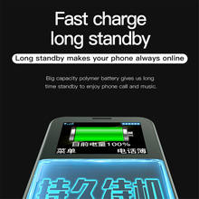 Soyes Plus 7S+ Mini Mobile Phones  1.5″IPS Color display Torch camera  MP3 Hifi Sound Long Standby bluebooth GSM Kids cell phone