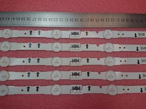 Image 5 - 10 PCS/set LED Backlight strip for Samsung HG40AC690 UE40H6270 UE40H6500 UE40H5500 UE40H6200 UE40H5100 D4GE 400DCA 400DCB R2 R1