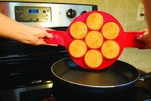 Pancake Maker Non Stick Flippin Pancake Maker Pancake Mold Pancake Flipping Fantastic Flipper Mold Kitchen Baking Accessories the big pancake