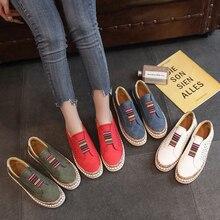 Zapatos planos de Mujer, gran oferta, mocasines de Mujer para primavera y verano, cómodos, Harajuku Vintage, talla de deportivas 35-43, Zapatos para Mujer