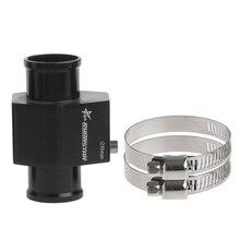 28/30/34-/.. Sensor-Gauge Radiator Temperature Water-Temp Hose-Adapter Joint-Pipe New