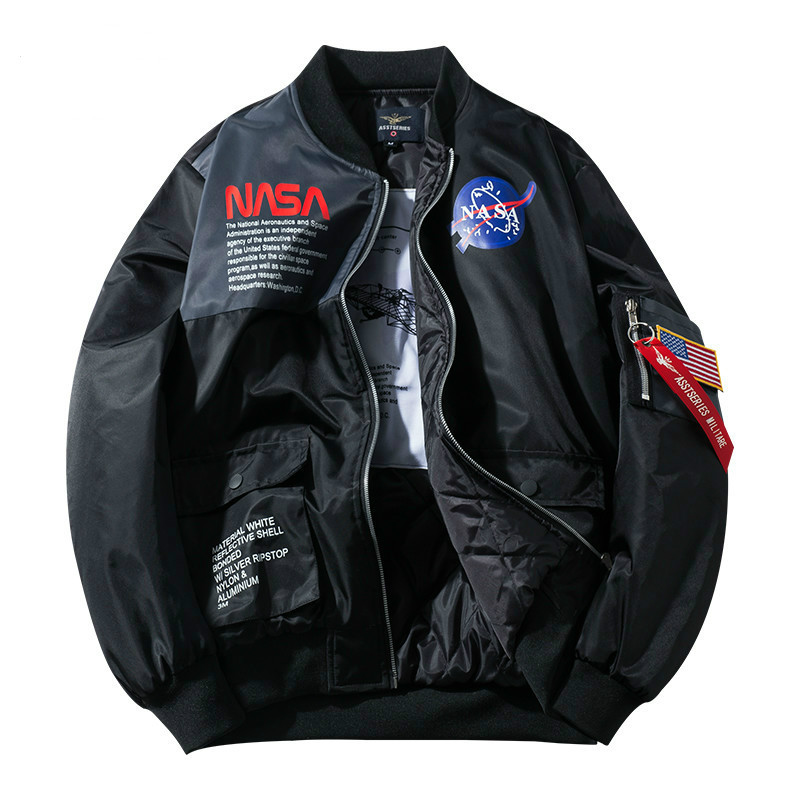 Interstellar bomber jacket 1