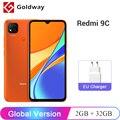 Смартфон Xiaomi Redmi 9C, 2 + 32 ГБ, 8 ядер, 13 МП, 5000 мА · ч, 6,53 дюйма