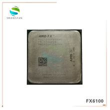 AMD FX-Series FX6100 3.3GHz SIX-Core CPU Processor FX 6100 FD6100WMW6KGU 95W Socket AM3+(China)
