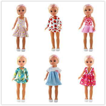 2021 New Fashion Dress Clothes Fit With 43cm FAMOSA Nancy Doll (Doll and shoes are not included), Doll Accessories image