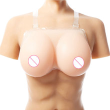 Silicone Breast Forms Tits Fake Boobs Prosthesis tetas For Crossdresser Shemale Transgender Drag Queen Transvestite Mastectomy цена в Москве и Питере