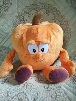 New Fruits Vegetables cauliflower Mushroom blueberry Starwberry goodness gang Soft Plush Doll Toy big size and small