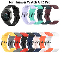 Cinturino in Silicone per Huawei Watch GT 42mm 46mm cinturino smartwatch per huawei watch GT2 Pro per GT2 46mm cinturino cinturino 22mm