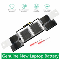 New Original A1820 Battery For Apple MacBook Pro 15 inch A1707 Touch Bar Late 2016 Mid 2017 Series Battery Free Shipping