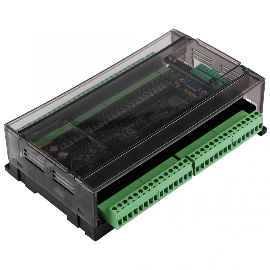 FX3U-24MR Industrial Control Board PLC Programmable Logic Controller Relay Outpu