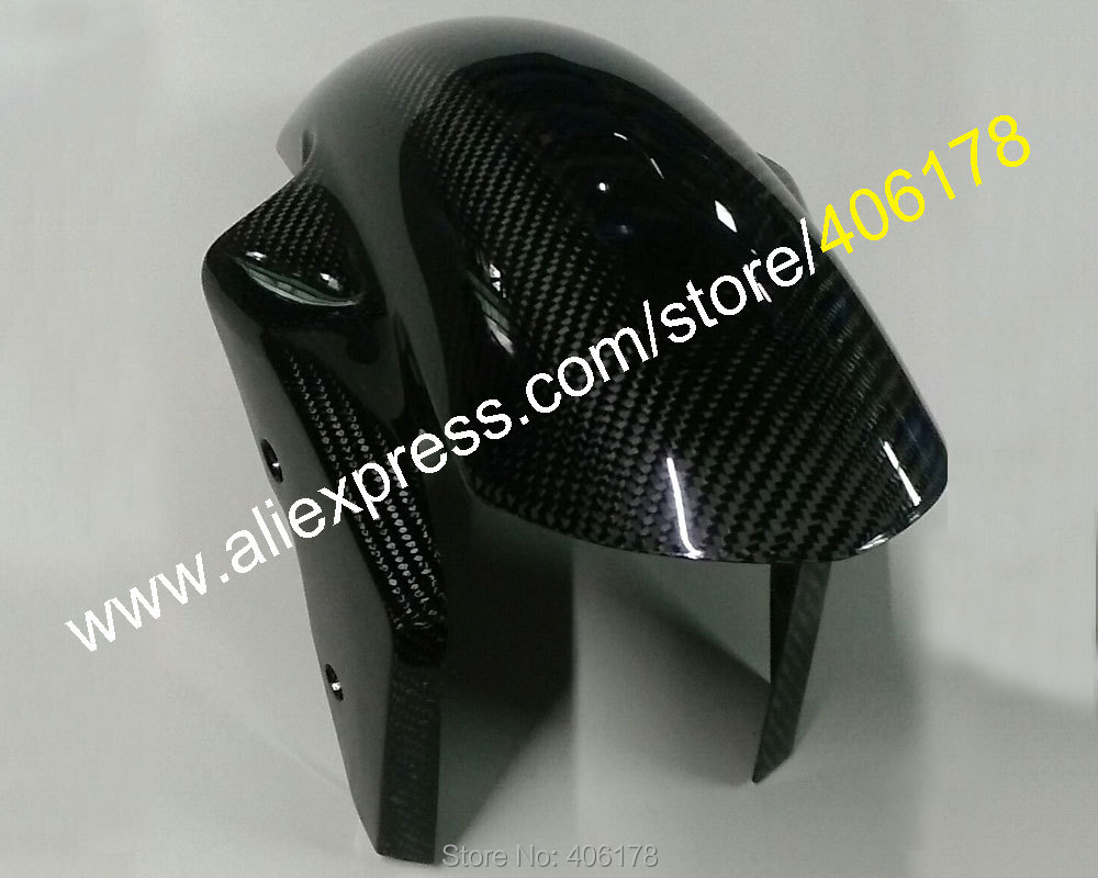 <font><b>Carbon</b></font> <font><b>Fiber</b></font> Front Mudguard Fender Hugger For <font><b>BMW</b></font> <font><b>S1000RR</b></font> 2009 2010 2011 2012 2013 2014 2015 2016 2017 2018 Motorcycle Fairings image