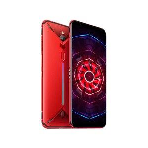 """Image 5 - Versione di UE Nubia Magia Rossa 3 del telefono Mobile 6.65 """"Snapdragon 855 di Impronte Digitali Anteriore 48MP Posteriore 16MP 8GB 128GB 5000mAh Telefono Gioco"""