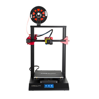 3D Printer CREALITY CR-10 Pro Upgraded Auto Leveling DIY Self-assembly Kit 300*300*400mm Large Print Size LCD Touchscreen ender3 1