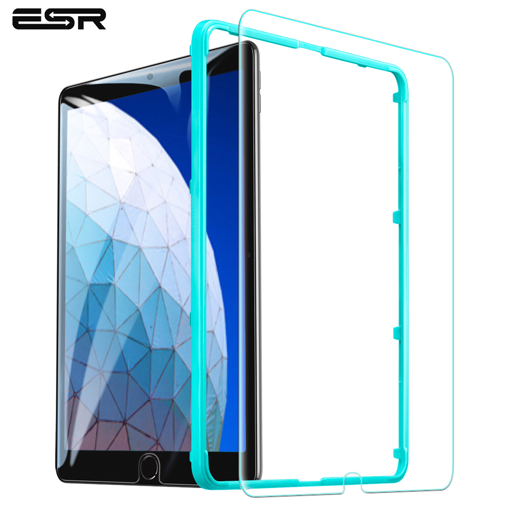 ESR Screen Protector For IPad Pro 10.5/iPad Air 3 2019 Glass Anti-Scratch 9H Tempered Glass Protective Film For IPad Pro 10.5