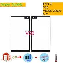 Pantalla táctil frontal de pantalla táctil para LG V20, VS995, VS996, LS997, H910, H915, H990, F800