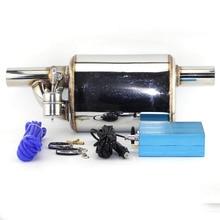 Controller Exhaust-Pipe Sound-Valve Muffler 63mm 51mm 70mm 76mm BMW Modified E90 E36
