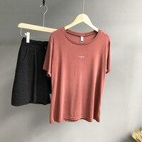 M22 T Shirt Women Korean Streetwear Boho Summer Tops Harajuku Ropa Mujer KFB1