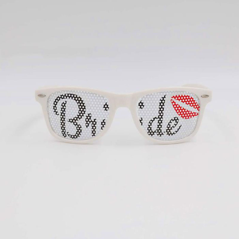 1 Pcs Creative Bridal Themed Bride Glasses Bridal Shower Bachelorette Party Decor Wedding Party Hen Night Party Supplies