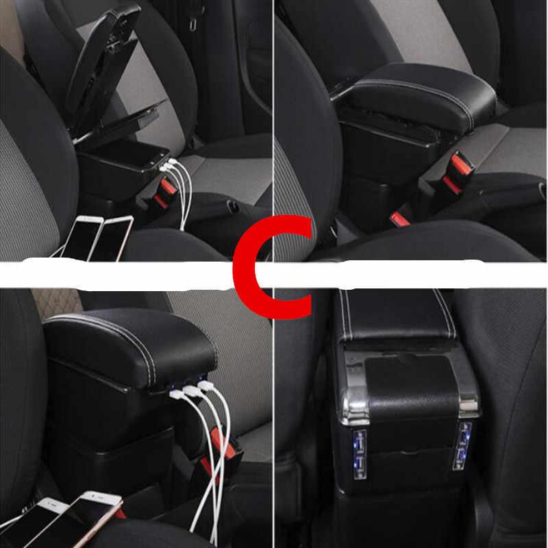 Voor Ford Ka Armsteun Doos Usb Interface