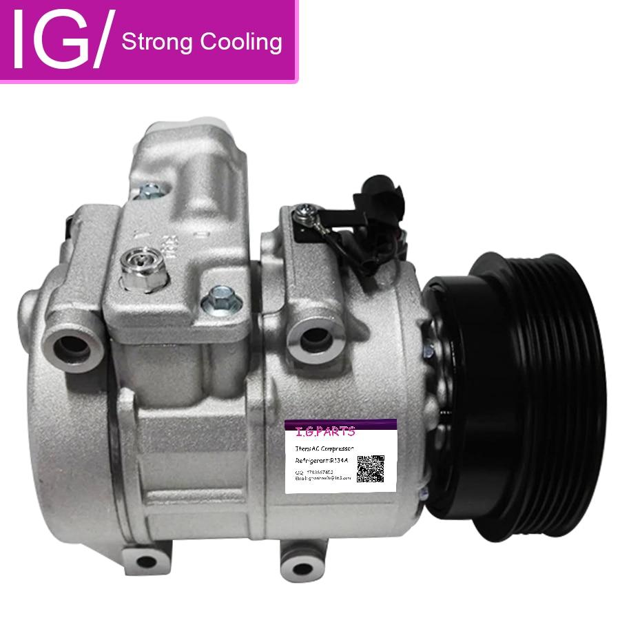 For 6SBU16C Car Auto AC Compressor Kia Rondo 97701 1D200 977011D200 978532F000 97701 1D200AS|auto ac compressor|ac compressor|car ac compressor - title=