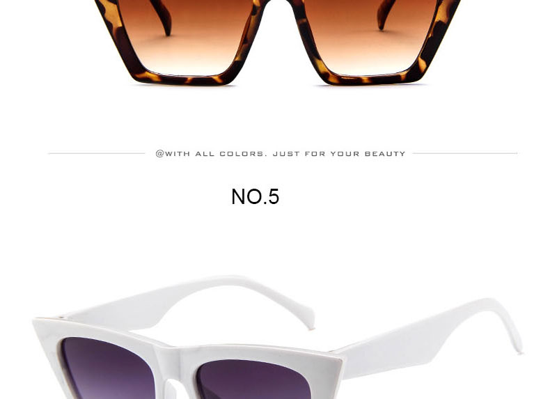 Fashion Cat Eye Sunglasses Women Brand Designer 2020 Vintage Candy Color Lens Sun Glasses Female Lady Sunglass Gradient Plastic (18)