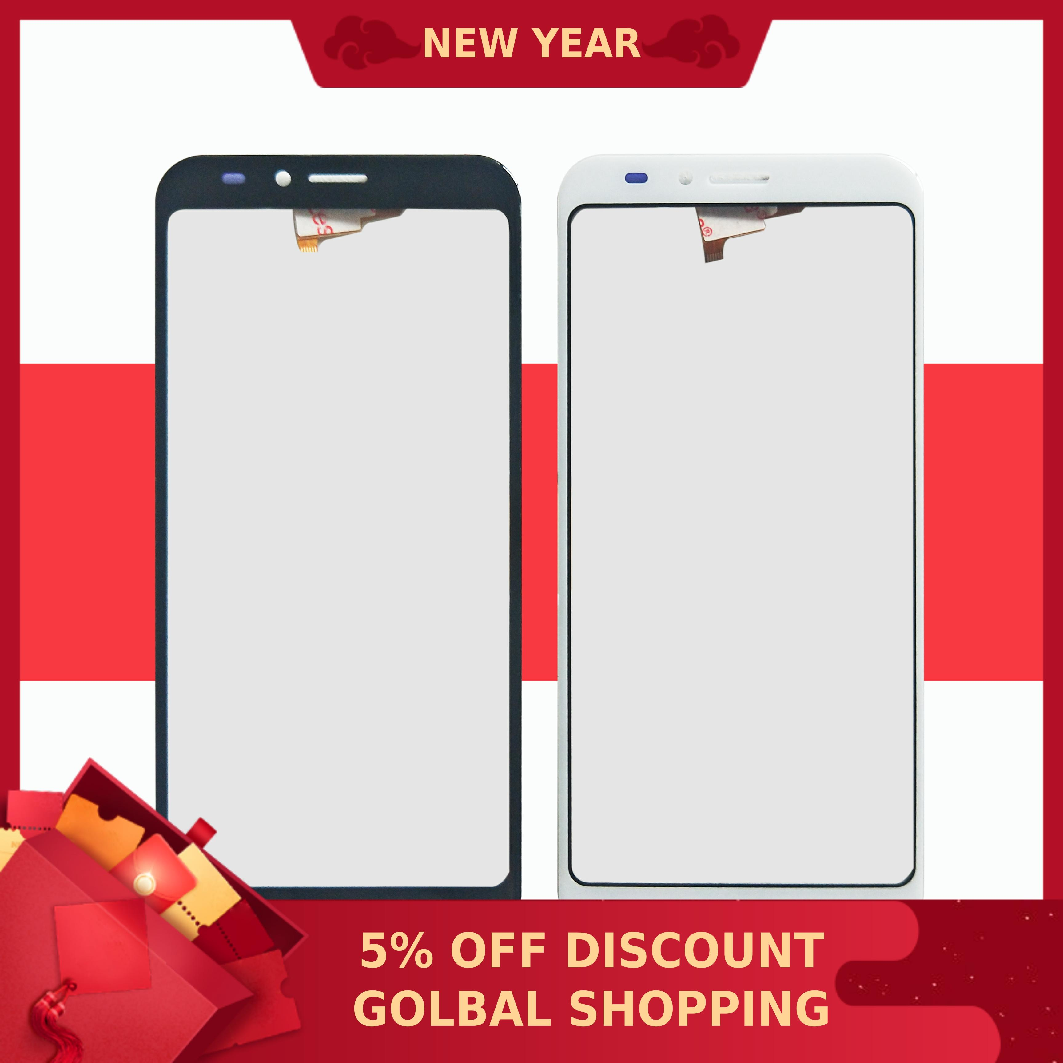 New 5.5inch For INOI 5i / INOI 5i Lite / INOI 5i Pro Touch Screen Glass Sensor Panel Lens Glass Replacement For Cell Phone
