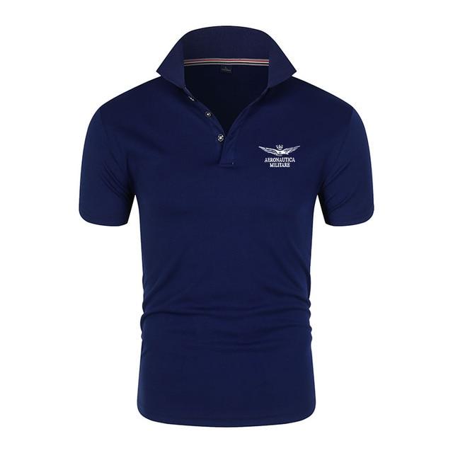 2021 Brand New Men's Polo Shirt High Quality Men's Cotton Short Sleeve Shirt Brand Clothing Summer Casual Fashion Polo Shirt Top 6