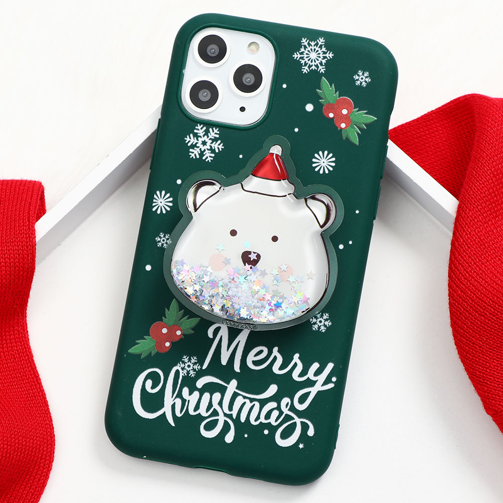 Christmas Kickstand Cases For iPhone 12 Mini