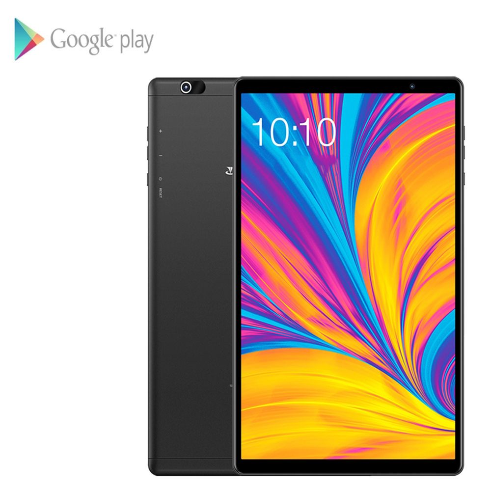 Teclast P10HD 4G Phone Call Tablets Octa Core 10.1 Inch IPS 1920×1200 3GB RAM 32GB ROM SC9863A GPS Android 9.0 6000mAh Tablet PC