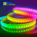 DC12V WS2815 (ws2812b upgrade) RGB led strip tape Addressable Dual-signal led tape for room Full Color Smart led strip light